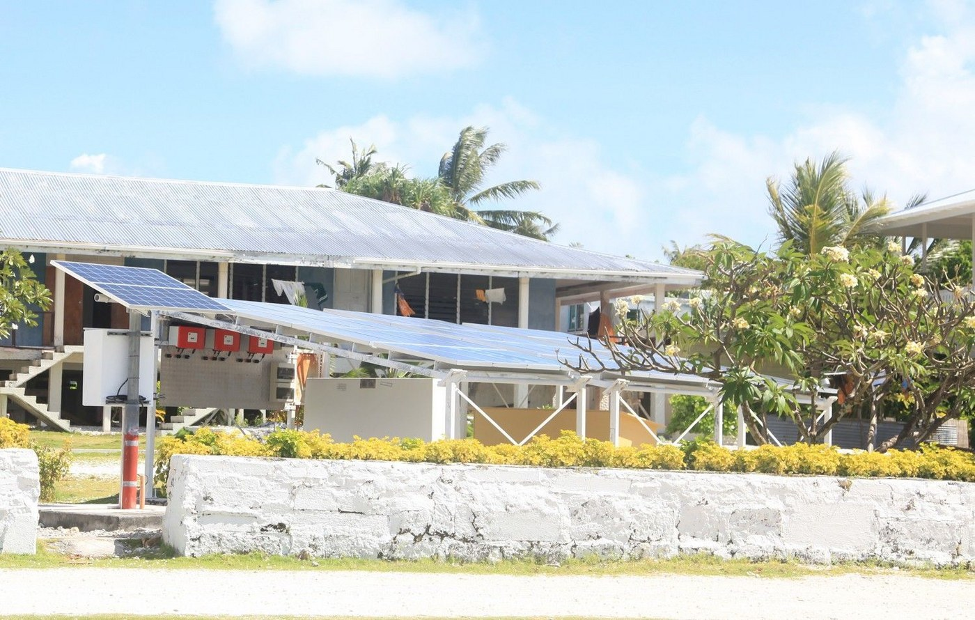 Tokelau – the First Country with 100 % Solar Energy