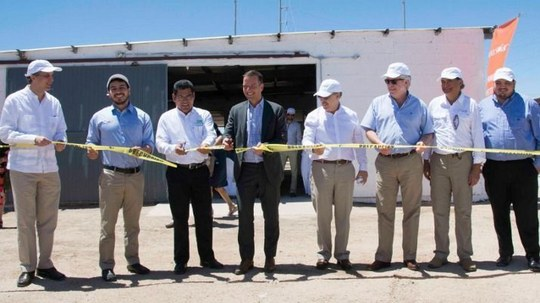 SMA Inverters Powering 3 MW of Mexico's Largest Solar Plant
