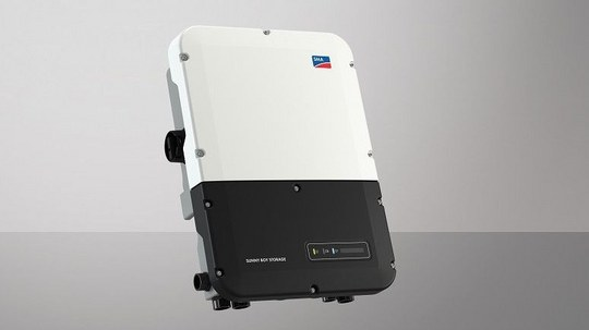 SMA America is Now Shipping Sunny Boy Storage-US Inverter