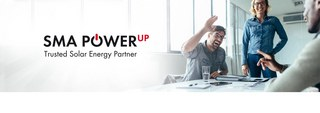 SMA PowerUP. Trusted Solar Energy Partner