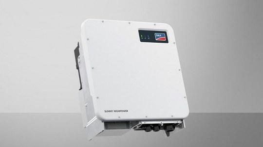 SMA America Introduces Sunny Highpower PEAK3 1,500 VDC Inverter