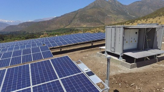 SMA Surpasses 1 GW Installed Solar in Latin America