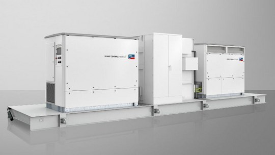 SMA Introduces Utility Power Rack to North American Market