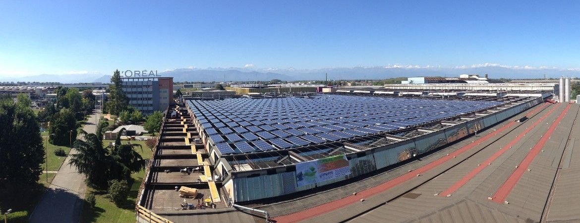 Settimo Torinese, Italy - Commercial PV System
