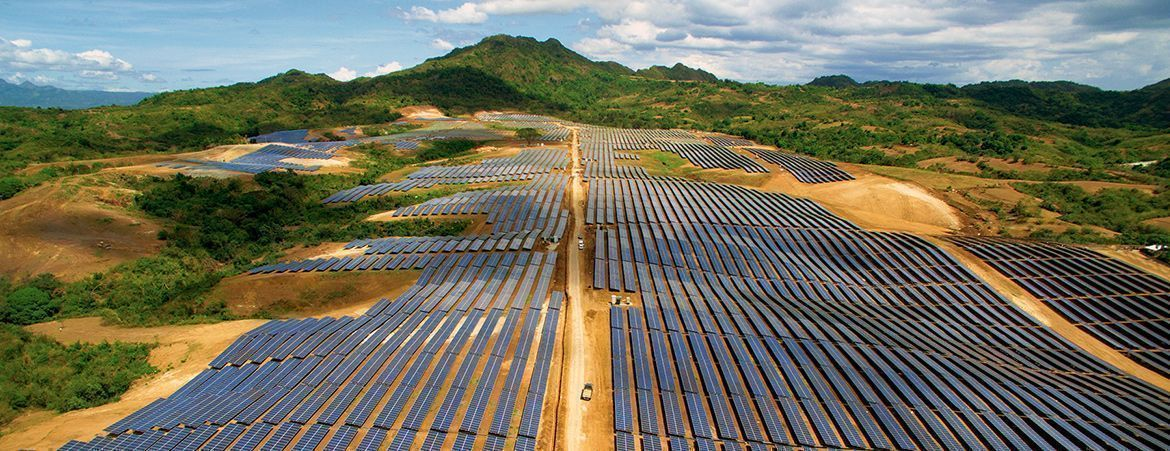 PV Power Plant - Catalagan, Philippines