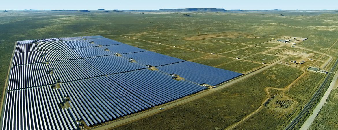 Kalkbult, South Africa - PV Power Plant