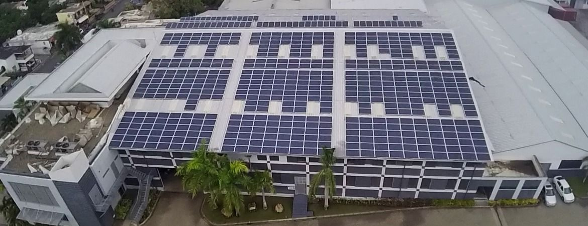 Santiago, Dominican Republic - PV Diesel Hybrid Application