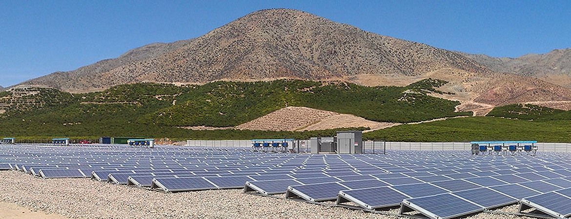 Tambo Real, Chile - PV Power Plant