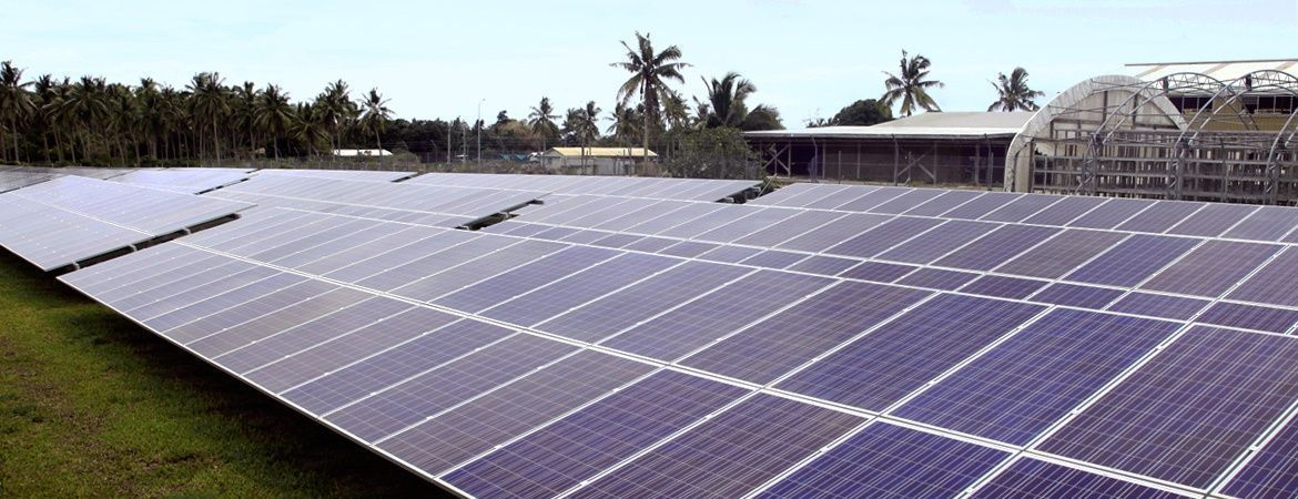 Vava'u, Kingdom of Tonga - PV Diesel Hybrid Application