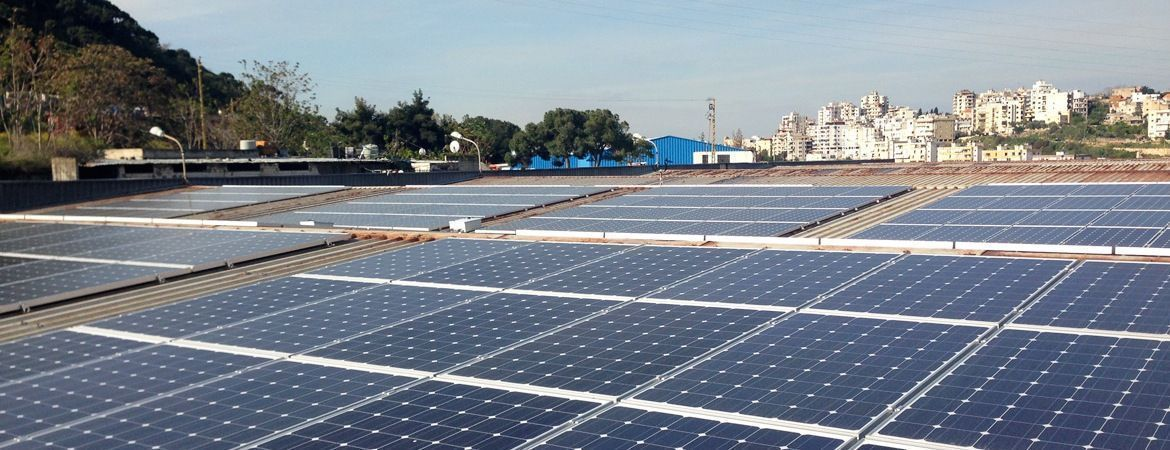 Zouk Mosbeh, Lebanon - PV Diesel Hybrid Application