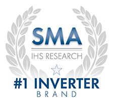 SMA - IHS Research #1 Inverter Brand