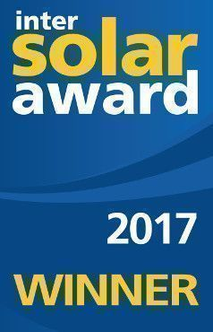 Intersolar Award 2017