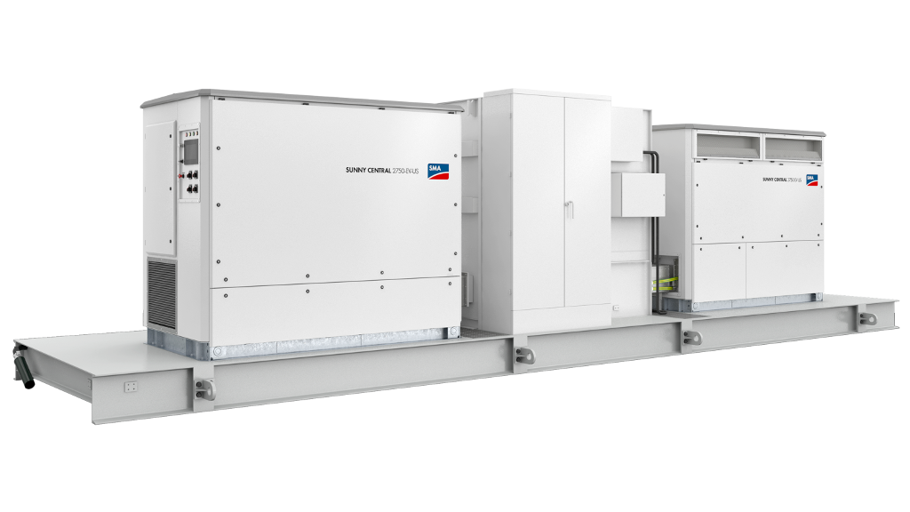 Medium Voltage Power Station (MVPS) 5000 / 5500