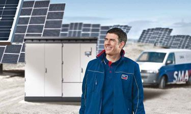 SMA Services for PV Power Plants