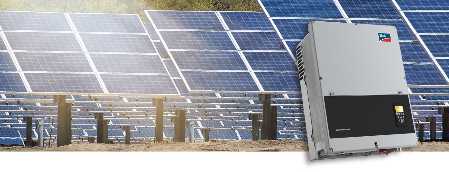 SUNNY TRIPOWER 60-US -The economical solution for small to mid-sized utility PV plants