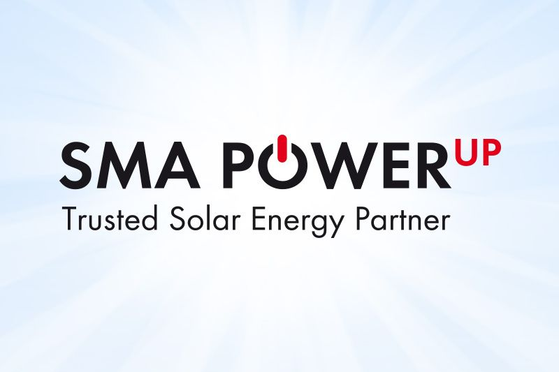 SMA PowerUP Dealer sign in here